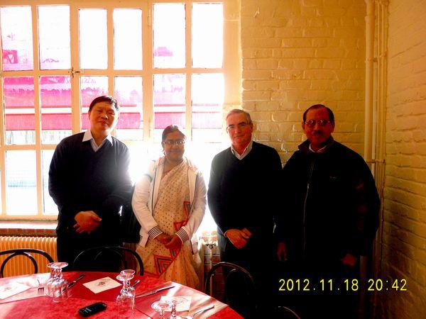 中国煤炭博物馆特约研究员出席国际煤矿史学术会议