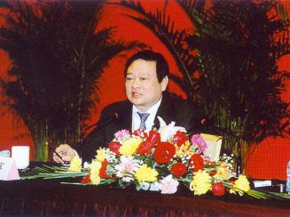 山西省委副书记、省长于幼军同志听取中国煤炭博物馆的工作汇报