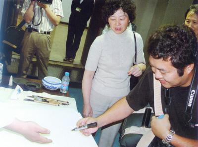 来自各地的博物馆同行在中国煤炭博物馆交流办馆经验
