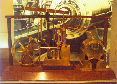 煤炭与蒸气机的发明
