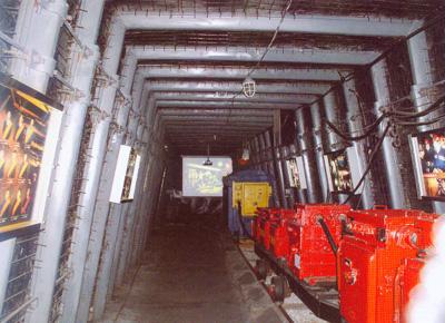 井下生产的动力中枢·移动变电站