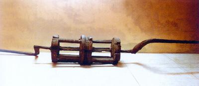 古代·近代采煤的提升设备