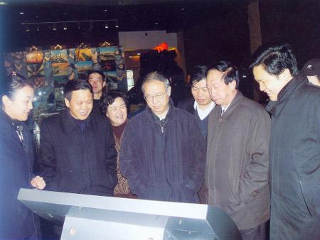 中国煤炭学会专家学者在中国煤炭博物馆开展学术研究
