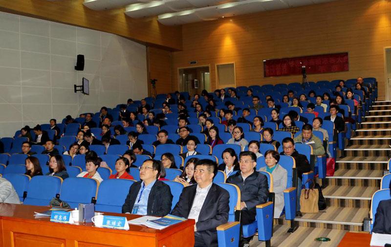中国煤炭博物馆党委书记、馆长张继宏主持中