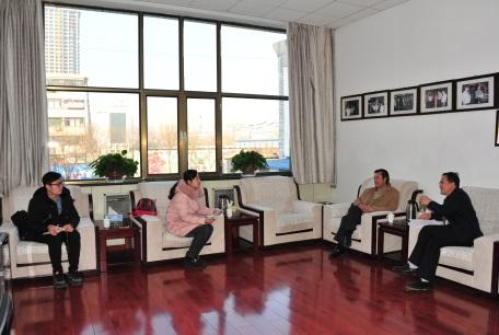 山西省科技馆课题组到中国煤炭博物馆交流考