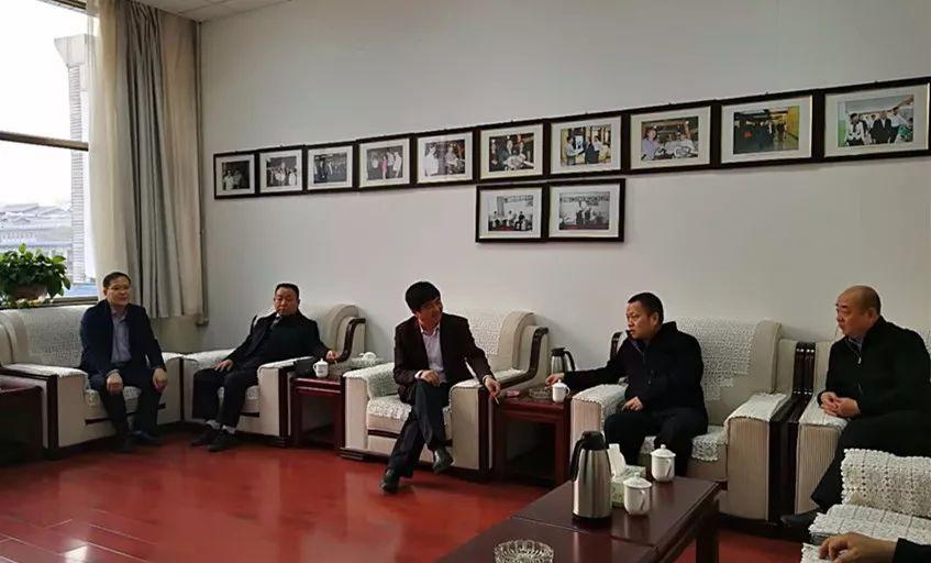 中国煤炭博物馆积极迎接上级机关及驻地政府