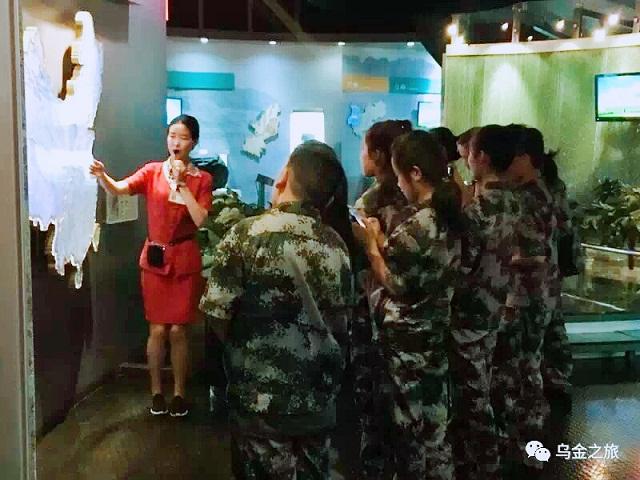 新疆建设兵团美德少年赴中国煤炭博物馆游学