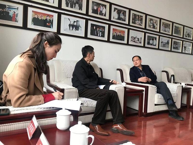 中国煤炭科技博物馆与中国煤炭博物馆举行工